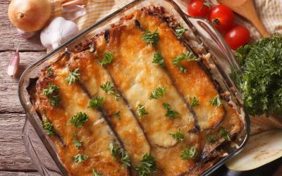 Het Klassiek Griekse Recept: Moussaka