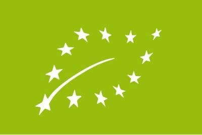 logo Europees biologisch keurmerk voor mediterraanse producten