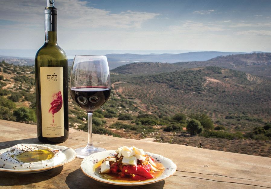 Sunny Tables haalt delicatessen en wijnen uit Israël