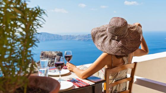 beste Griekse wijnen van Sunny Tables