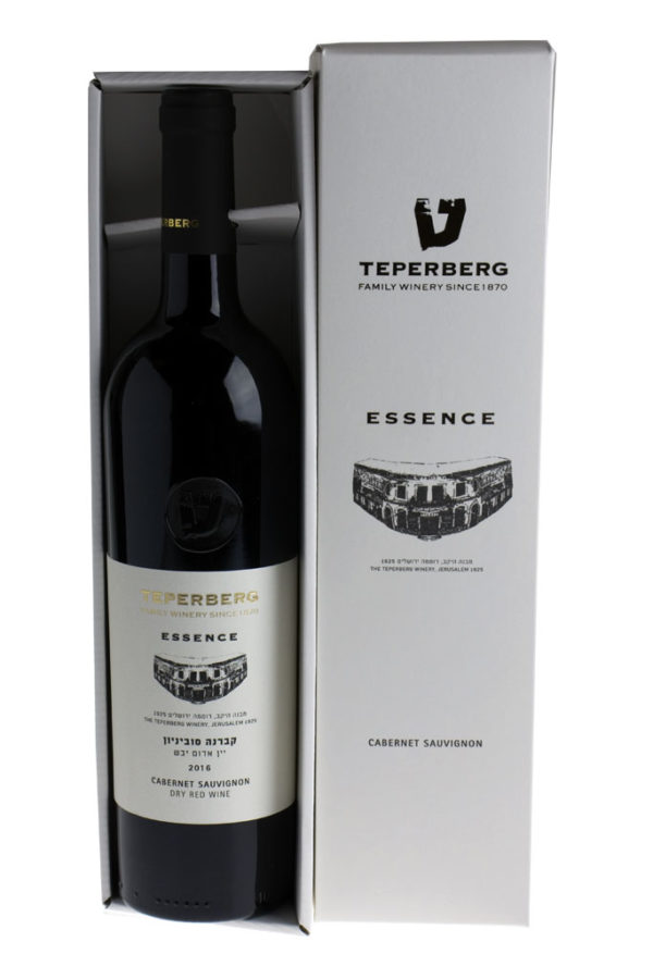 Teperberg Essence Cabernet Sauvignon, Kosher