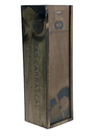 Chozas Carrascal houten wijnkist