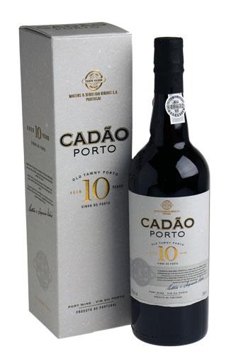 Cadao 10 years old port